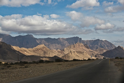 Hajar mountains 5 - Oman