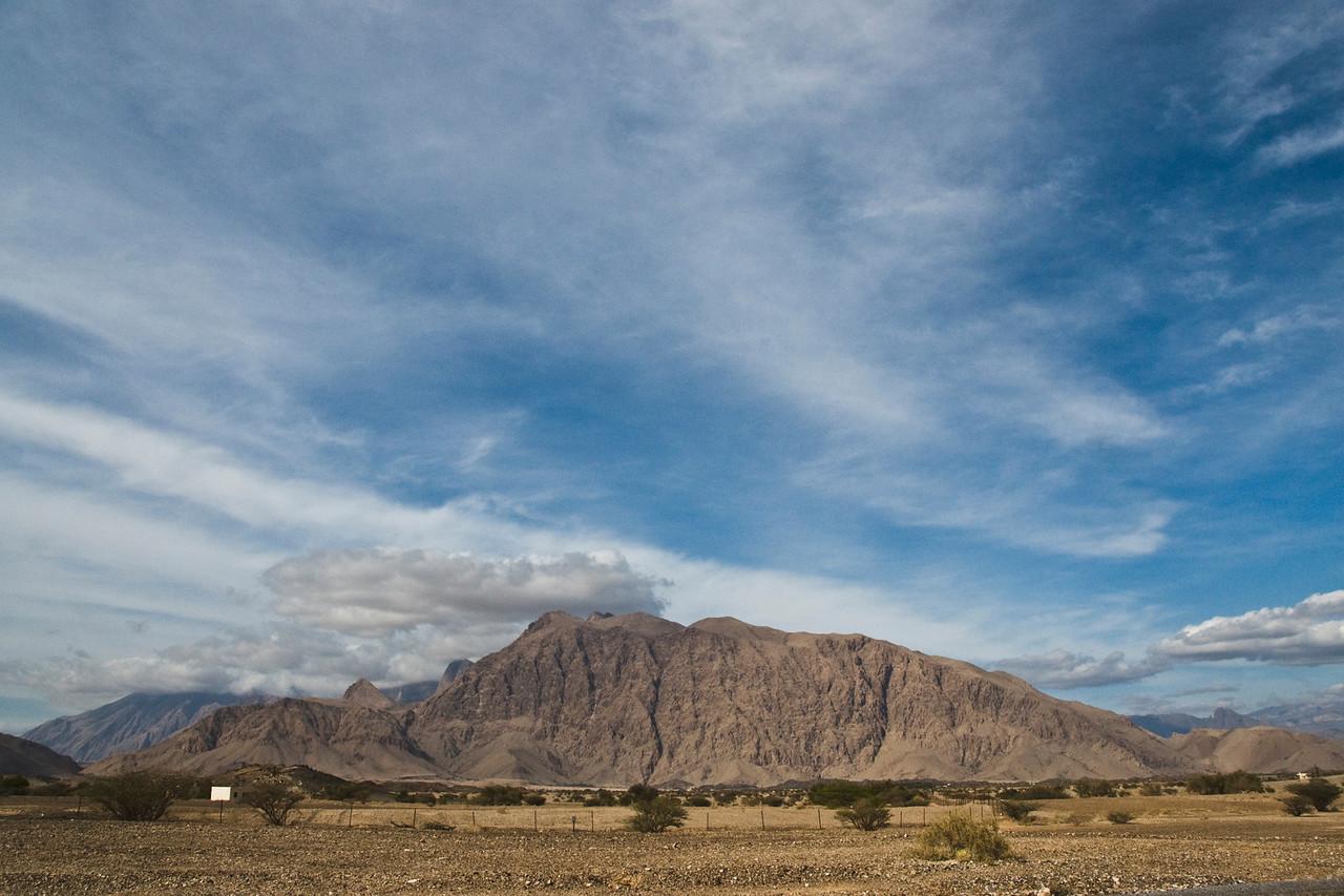 Mountains 3 - Nizwa, Oman
