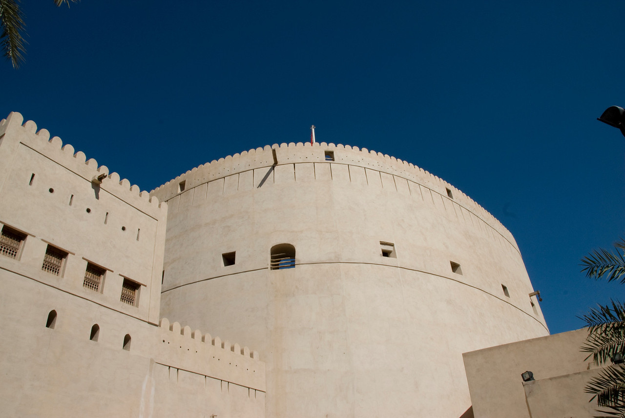 Nizwa Fort 4 - Nizwa, Oman