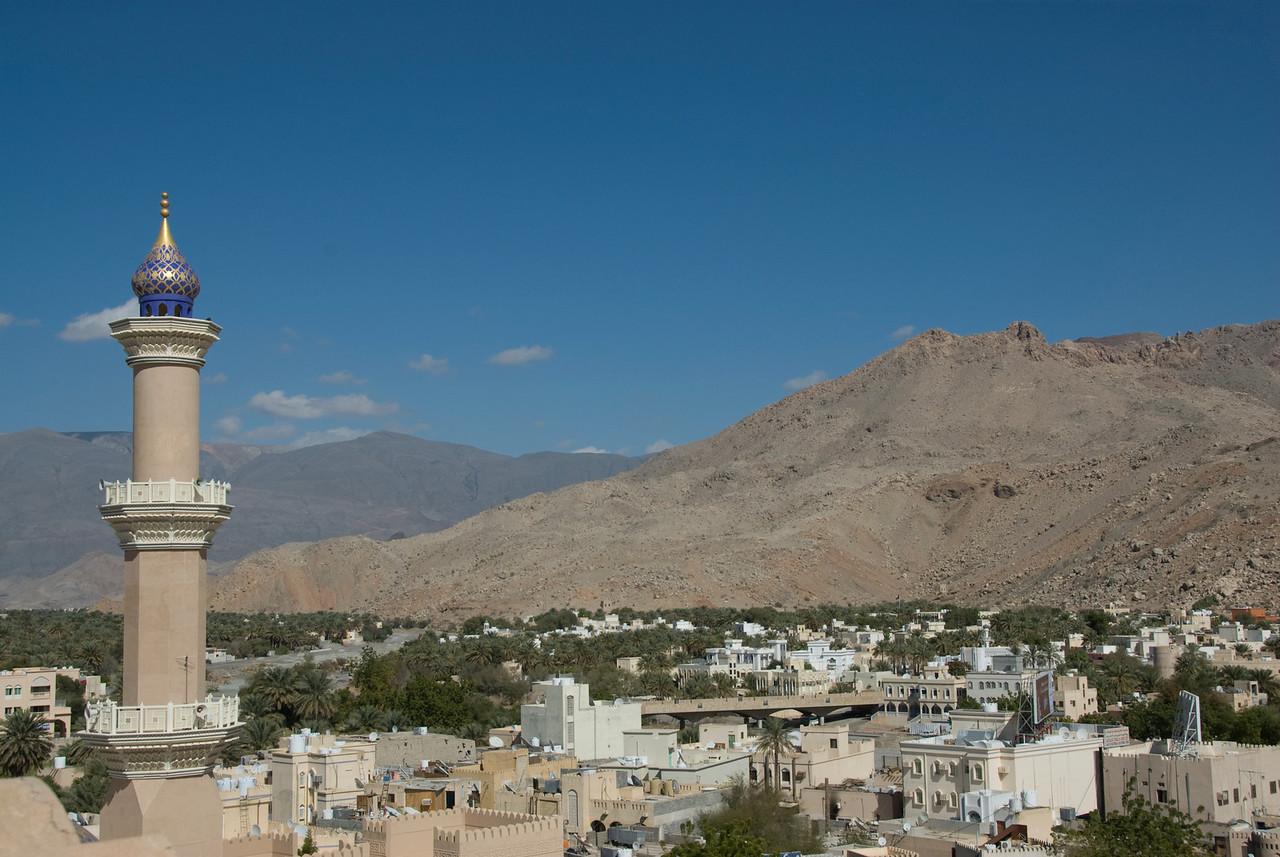 Minaret 1 - Nizwa, Oman
