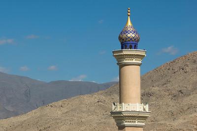 Minaret - Nizwa, Oman