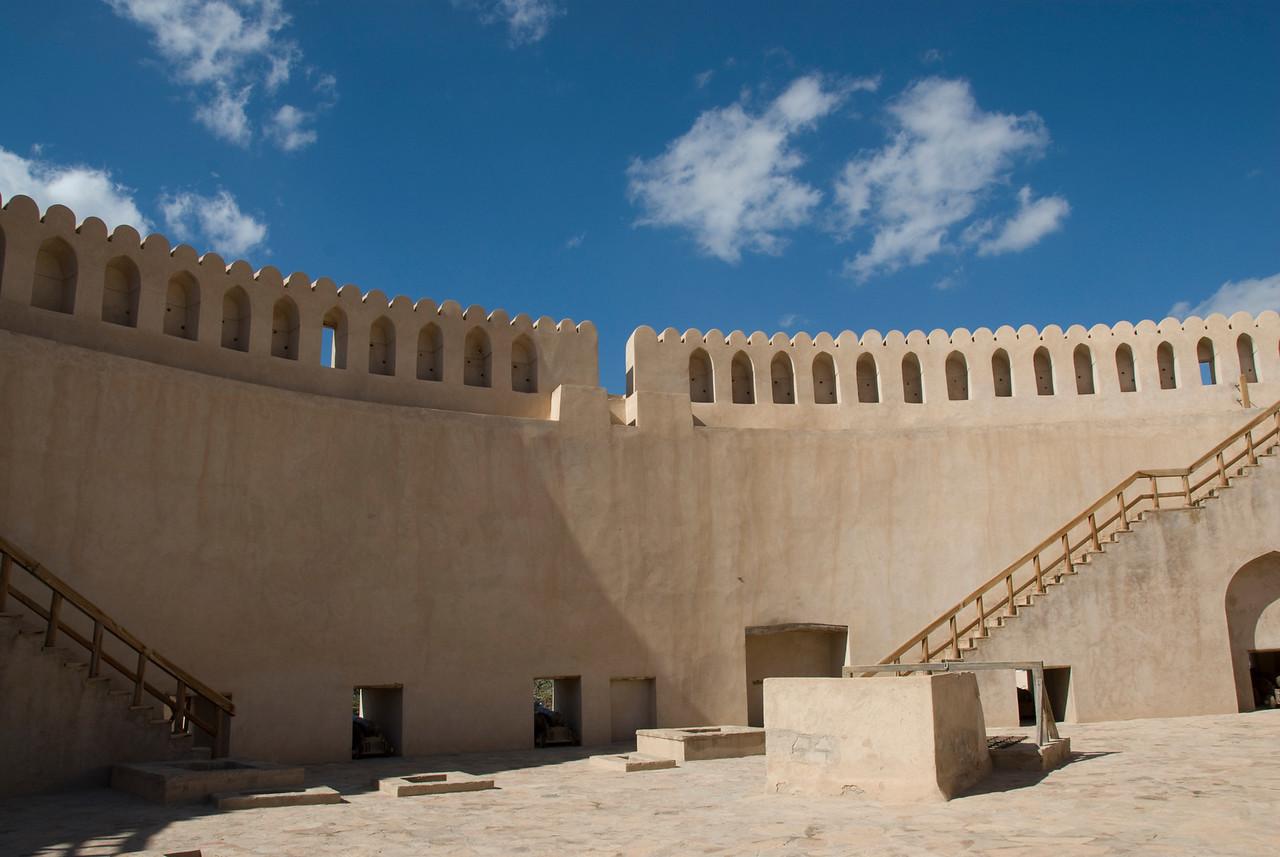 Nizwa Fort 2 - Nizwa, Oman