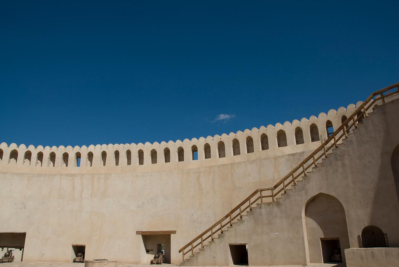 Nizwa Fort 3 - Nizwa, Oman