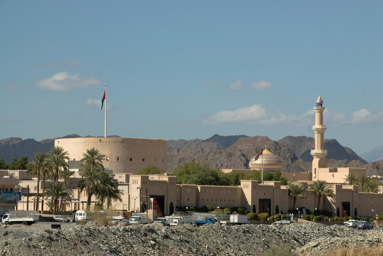 Nizwa Fort 8 - Nizwa, Oman