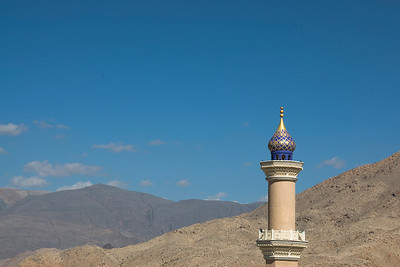 Minaret 2 - Nizwa, Oman