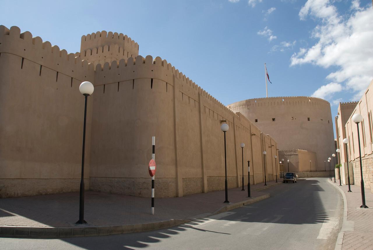 Nizwa Fort 6 - Nizwa, Oman