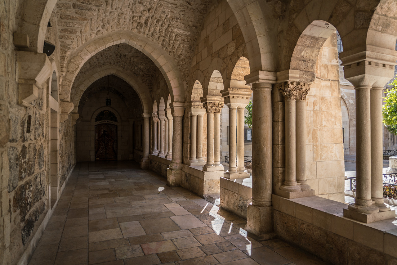 Birthplace of Jesus: Church of the Nativity and the Pilgrimage Route, Bethlehem