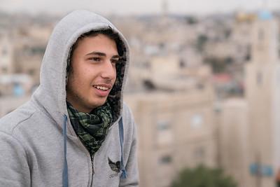 Faris Al Bihar (15 year old