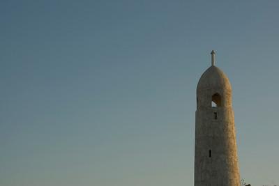 Minaret at Sunset- Doha, Qatar