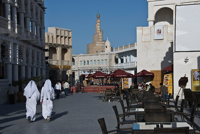 Spire and Souk - Doha, Qatar