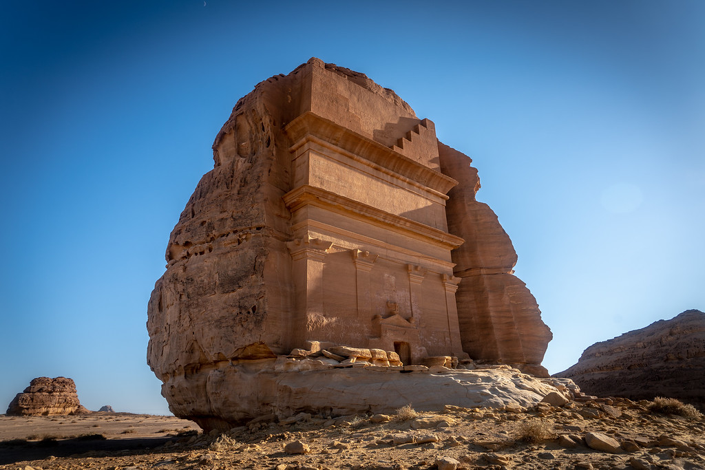 UNESCO World Heritage Sites in Saudi Arabia
