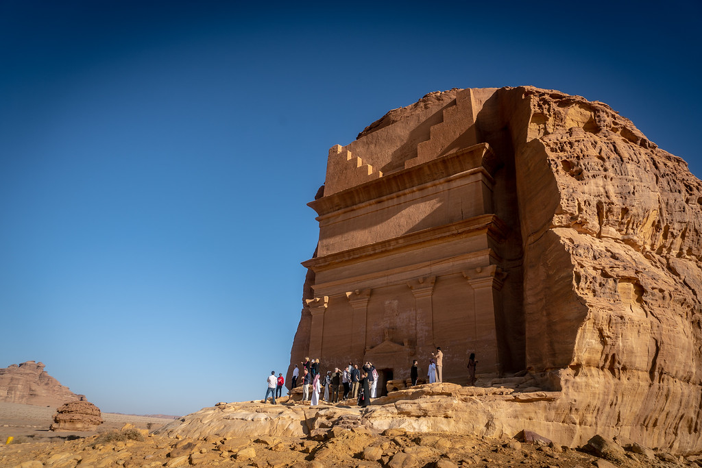 UNESCO World Heritage Sites in the Middle East