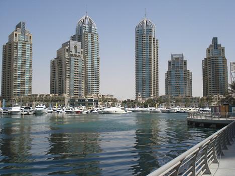 Dubai Marina, Dubai - UAE