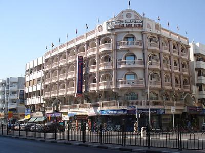 Middle East Hotel, Deira, Dubai - UAE.