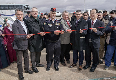 Opening Oasis Azraq