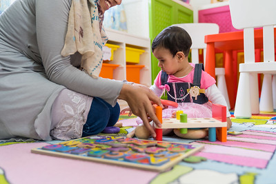 Daycare in Azraq