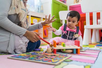 Daycare in Azraq