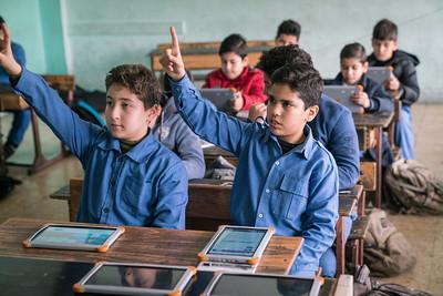 IT Blended Learning in Amman Schools