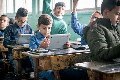IT Blended Learning in Amman Schools