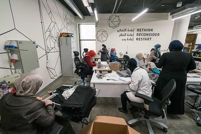 Unicef Jordan -  Fab Lab - Teenah bag