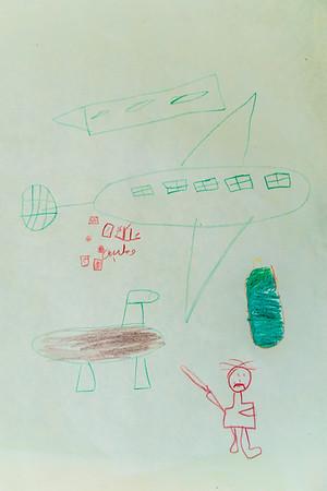 Azraq - PS makani drawings