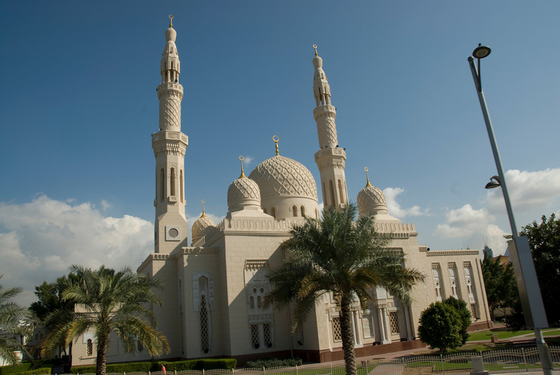 Mosque - Dubai, UAE