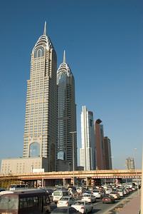Buildings - Dubai, UAE