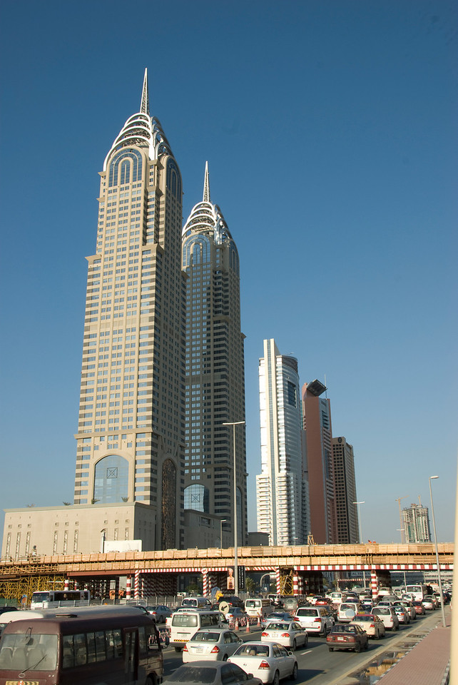 Buildings - Dubai, UAE