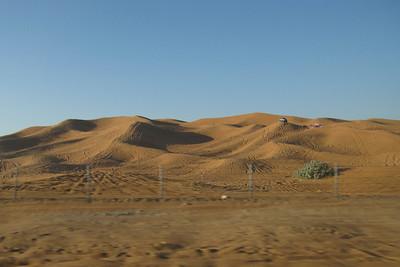 Sand Dunes 1 - Dubai, UAE