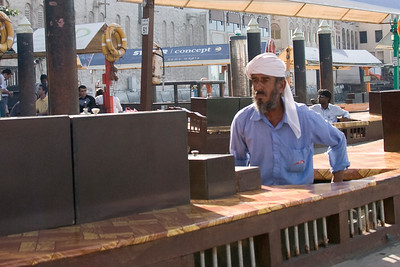 Dhow Driver 2 - Dubai, UAE
