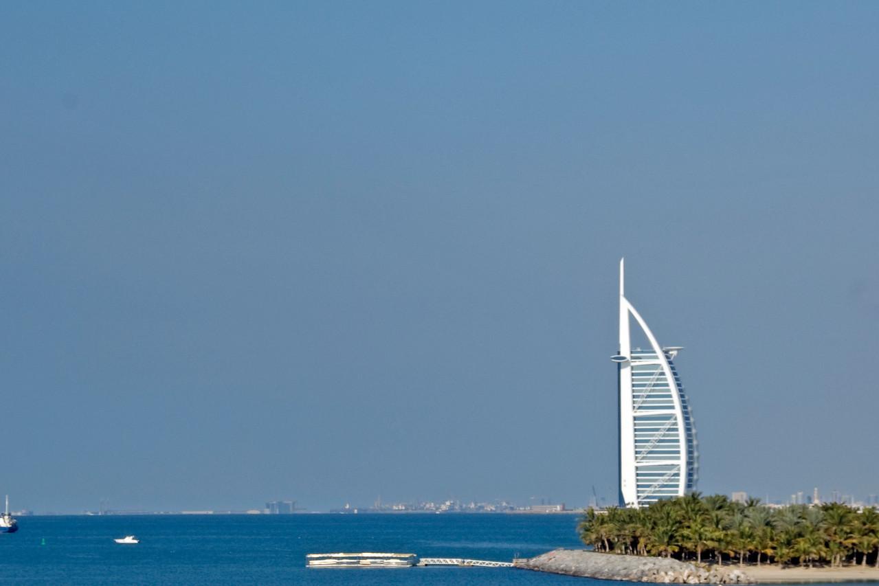 Burj al Arab 7 - Dubai, UAE