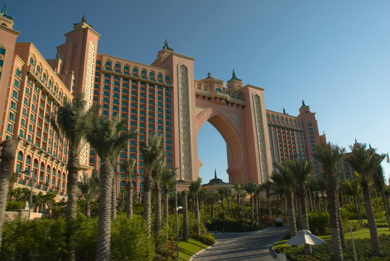 Atlantis Hotel - Dubai, UAE