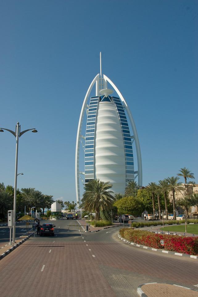 Burj al Arab 3 - Dubai, UAE
