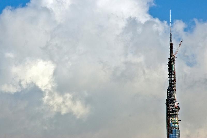 Burj Dubai Spire 1 - Dubai, UAE