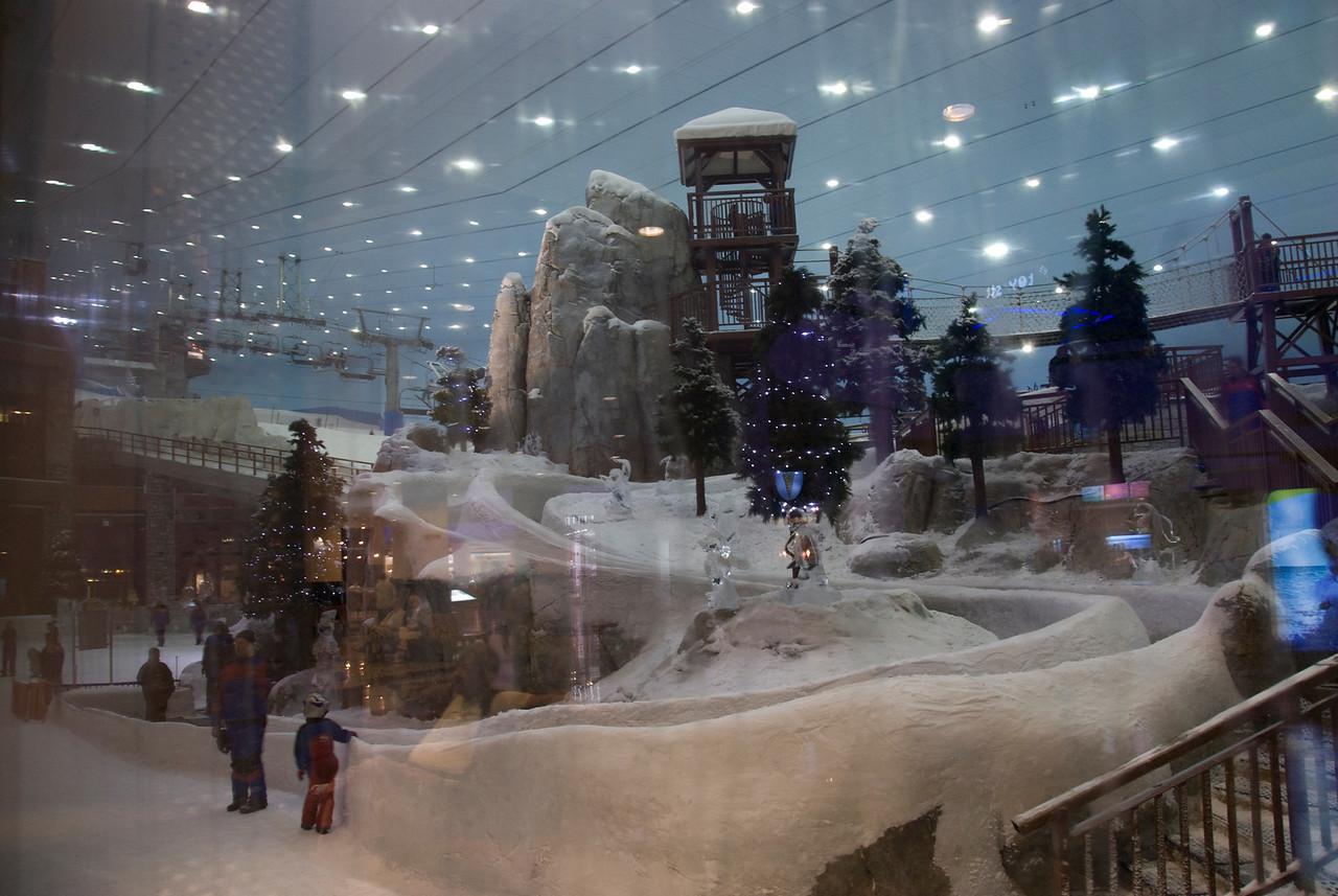 Indoor Ski Slope 4 - Dubai, UAE
