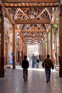 Old Souk 2 - Dubai, UAE