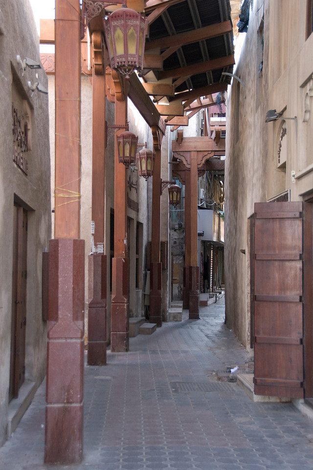 Old Souk 3 - Dubai, UAE