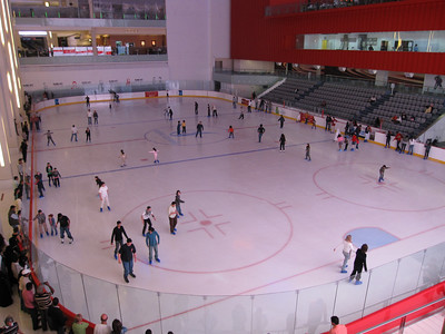 Ice Rink Mall of Dubai - Dubai, UAE