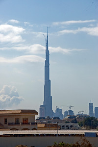 Burj Dubai 1 - Dubai, UAE