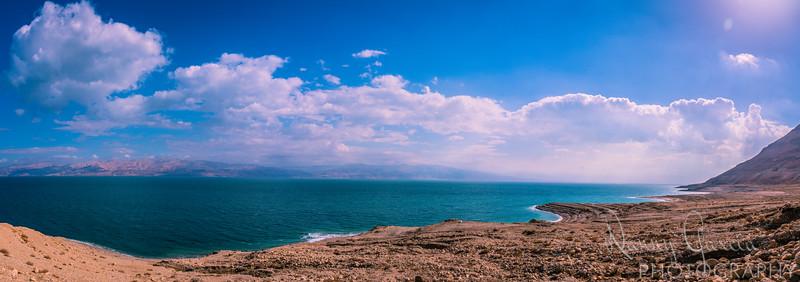 The Dead Sea Panorama