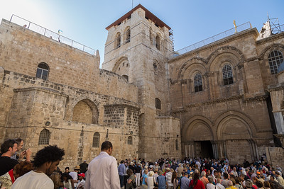 Feast of the Passover, Church of the Holy Sepulchre, Jerusalem