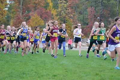 Middle School DII State Meet