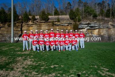 HMS Baseball Team Pics