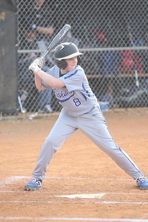 Middle School Baseball 2020