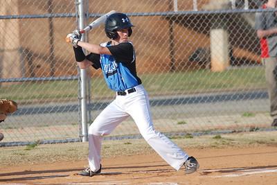 ATMS at SAMS baseball