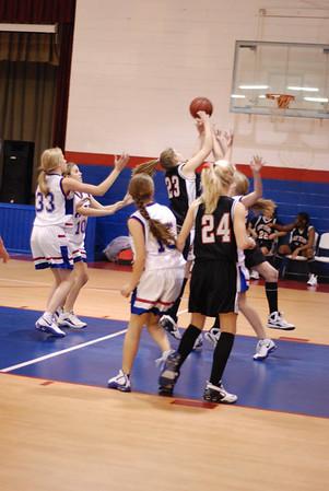 MS Basketball @ ACA