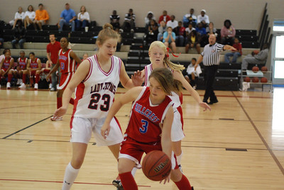 MS Basketball Duncanville Tourney
