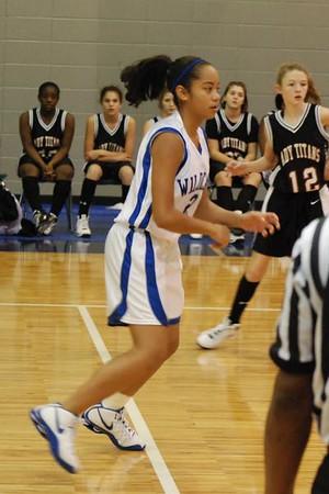 MS Basketball at Echols