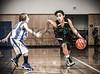 7th Grade A's Basketball-6