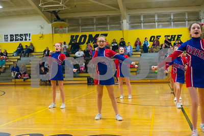 HMS BB Cheer State Sectional Semi Final